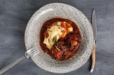 Oksehale stew