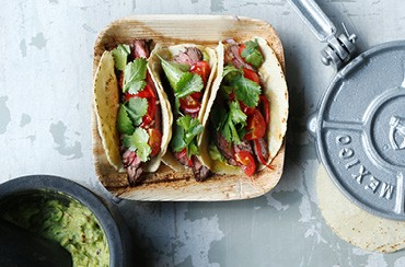 Steak tacos – Mexico