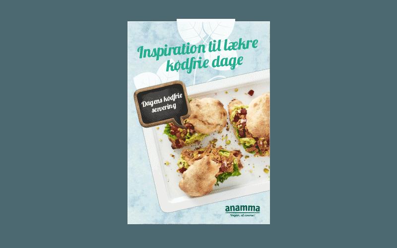 Anamma Inspiration til  lækre kødfrie dage